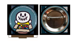 激安かつ高品質な缶バッジを製作いたします